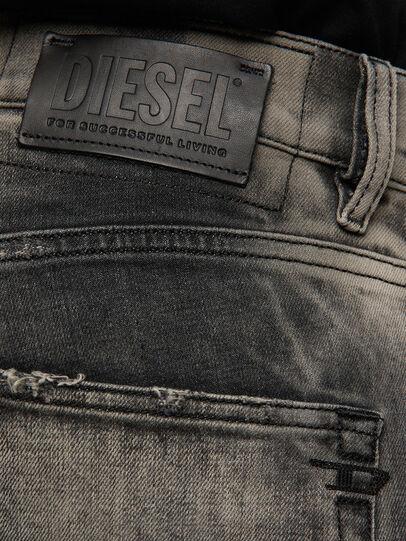 Diesel - D-Strukt 009EV, Black/Dark grey - Jeans - Image 4