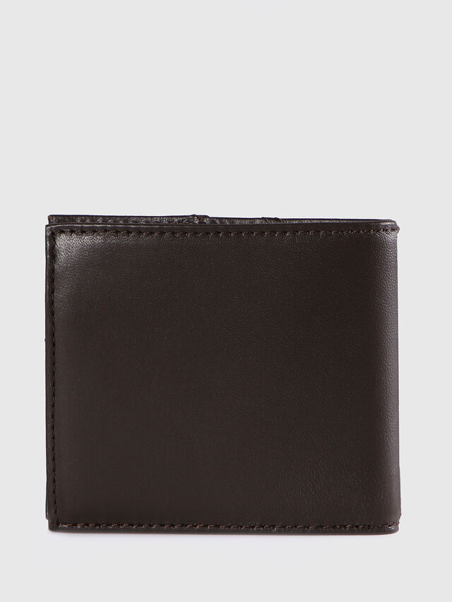 Diesel HIRESH S, Dark Brown - Small Wallets - Image 2