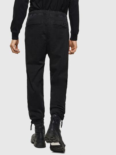 Diesel - D-Toller JoggJeans 0687Z, Black/Dark grey - Jeans - Image 2