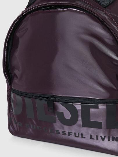 Diesel - F-BOLD BACK FL II, Dark Violet - Backpacks - Image 5