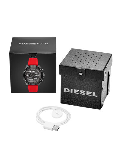 Diesel - DT2006, Red - Smartwatches - Image 5