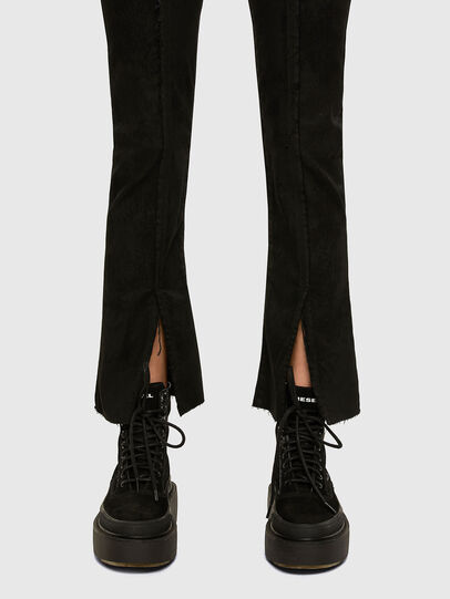 Diesel - Slandy 069NG, Black/Dark grey - Jeans - Image 4