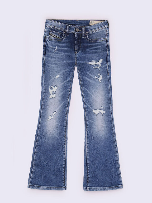LOWLEEH-J JOGGJEANS-N, Blue Jeans