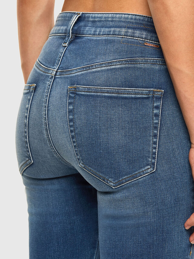 SLANDY 084NM, Blue jeans