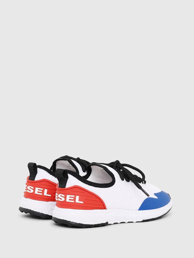 Diesel - SN LOW 10 S-K CH, White - Footwear - Image 3