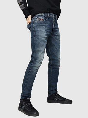 Buster 084AS, Dark Blue - Jeans