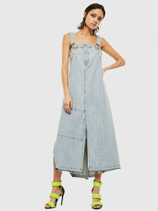 DE-FYONA, Light Blue - Dresses