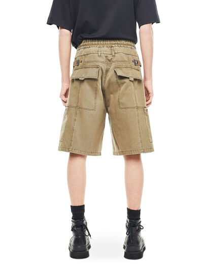Diesel - PHILOS, Military Green - Shorts - Image 2