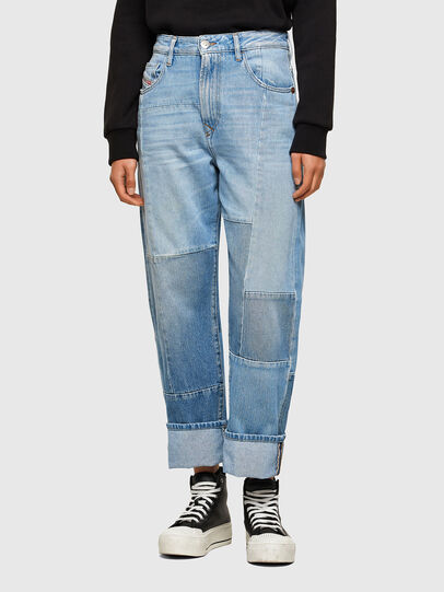 Diesel - D-Reggy 009ND, Light Blue - Jeans - Image 1
