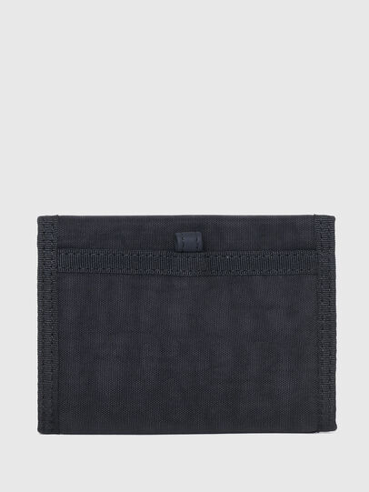 Diesel - YOSHINO LOOP III, Black - Small Wallets - Image 2
