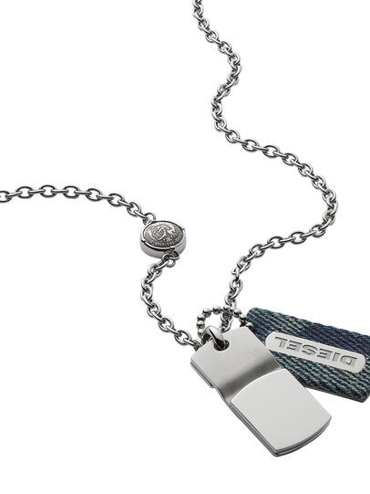 Diesel - NECKLACE DX0980,  - Necklaces - Image 2