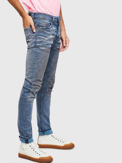 Diesel - Tepphar 009BN, Medium blue - Jeans - Image 5
