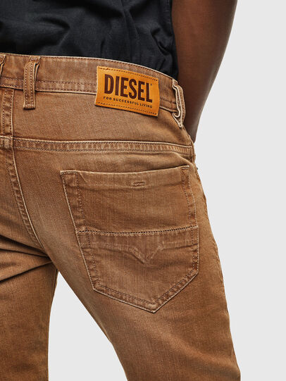 Diesel - Thommer 0890E, Brown - Jeans - Image 4