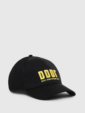 C-DDDR, Black - Caps