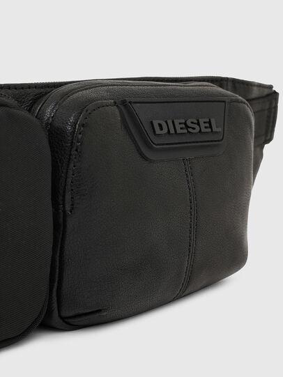 Diesel - JATRU NP, Black - Belt bags - Image 5