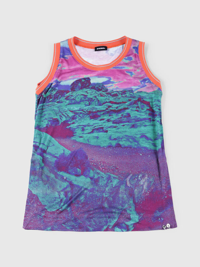 Diesel - TMARLIE, Violet - T-shirts and Tops - Image 1