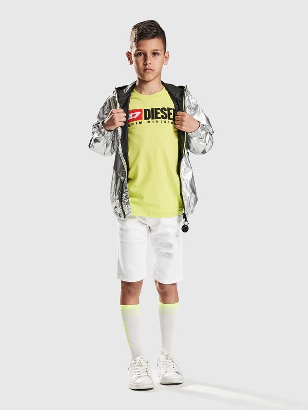 KROOLEY-NE-J SH-T JJ, White - Shorts