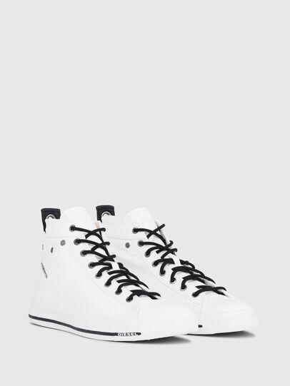 Diesel - EXPOSURE I, White/Black - Sneakers - Image 2