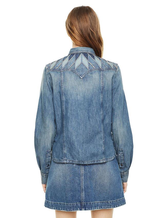 Diesel - CALLYVAN, Blue Jeans - Shirts - Image 2