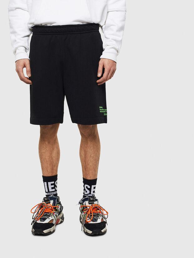 P-BOXIER, Black - Shorts