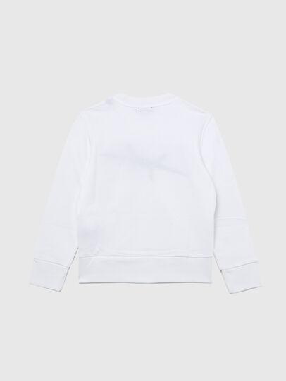 Diesel - SBAYBX5, White - Sweaters - Image 2