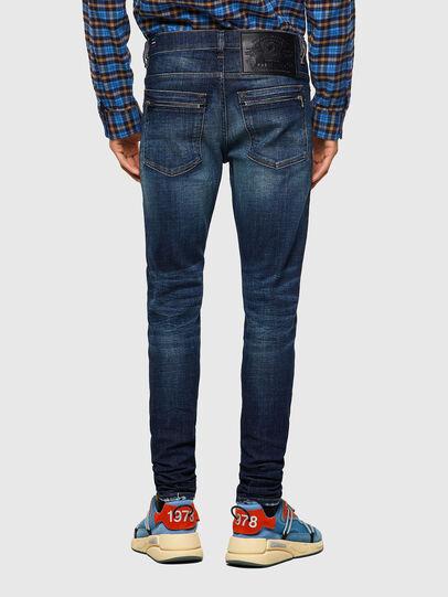 Diesel - D-Amny 09A27, Dark Blue - Jeans - Image 2