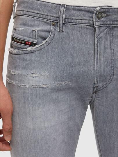 Diesel - Thommer 009DC, Light Grey - Jeans - Image 3