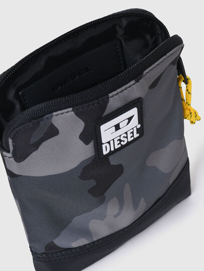 Diesel - VYGA, Grey/Black - Crossbody Bags - Image 4