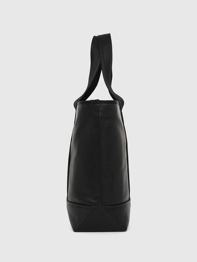 Diesel - LUPARY, Black - Shopping and Shoulder Bags - Image 3