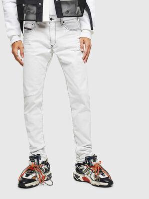 D-Strukt 003Z1, White - Jeans