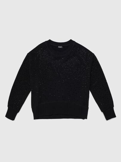 Diesel - SMAGDAD, Black - Sweaters - Image 1