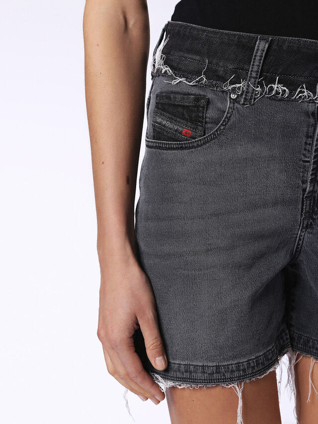 WIDEEN JOGGJEANS, Dark Grey