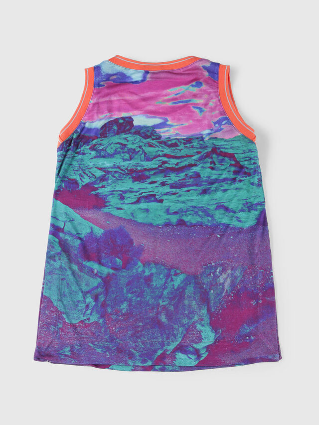 Diesel - TMARLIE, Violet - T-shirts and Tops - Image 2