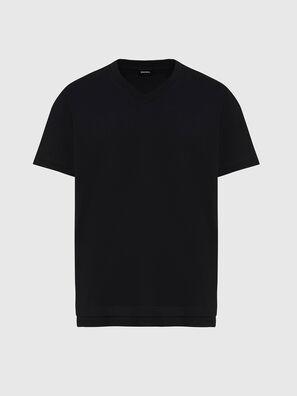 T-CHERUBIK-NEW2, Black - T-Shirts