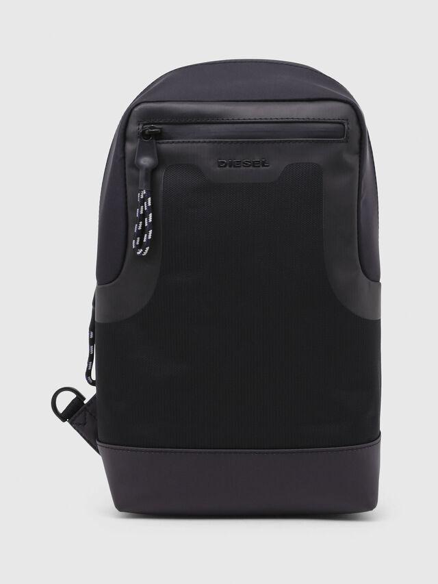 Diesel - SUSE MONO, Black - Backpacks - Image 1