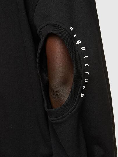 Diesel - F-CIONDY, Black - Sweaters - Image 4
