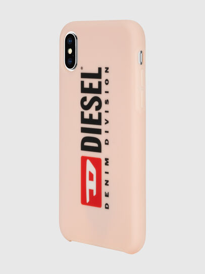 Diesel - DIESEL PRINTED CO-MOLD CASE FOR IPHONE XS & IPHONE X, Face Powder - Cases - Image 6