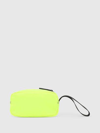 Diesel - BOLD POUCH, Yellow - Bags - Image 2