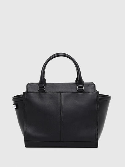 Diesel - LE-ZIPPER SATCHEL S,  - Shopping and Shoulder Bags - Image 2