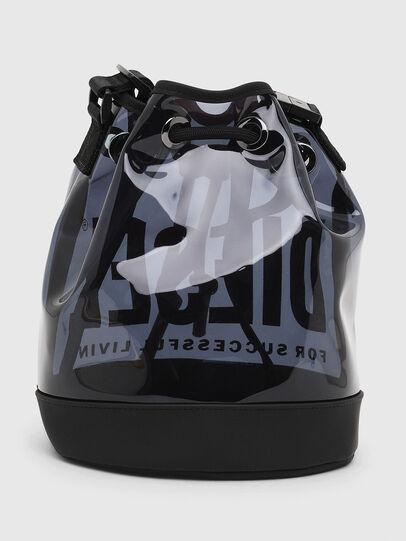 Diesel - BUCKET KID, Black - Bags - Image 2