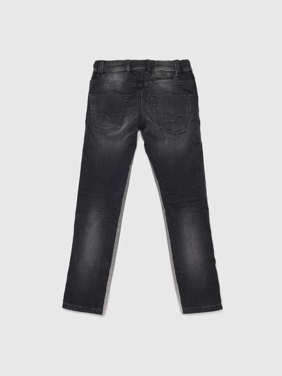 Diesel - KROOLEY-J JOGGJEANS, Black - Jeans - Image 2