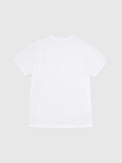 Diesel - BMOWT-DIEGO-NEW-P, White - T-Shirts - Image 2