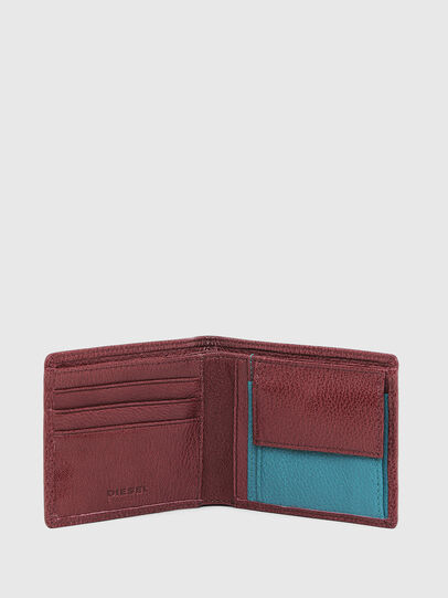 Diesel - HIRESH S, Pink - Small Wallets - Image 3