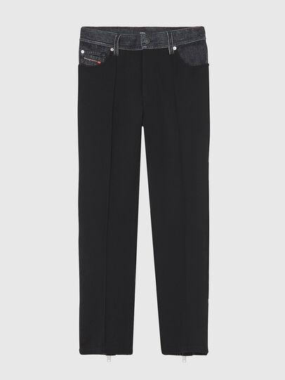 Diesel - P-BRADLEY, Black - Pants - Image 1