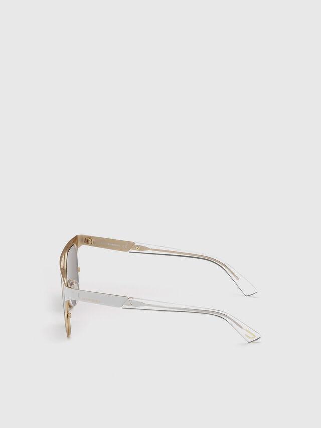 Diesel DL0249, White - Eyewear - Image 3