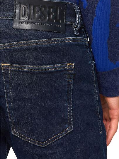 Diesel - D-Strukt JoggJeans® Z69VI, Dark Blue - Jeans - Image 3