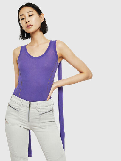 Diesel - K-SIMONA, Violet - Knitwear - Image 6