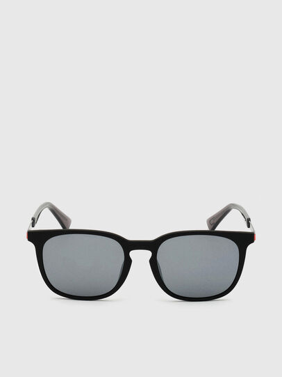Diesel - DL0311, Black - Sunglasses - Image 1
