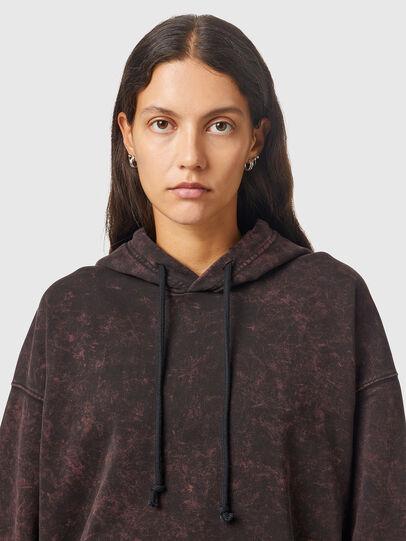 Diesel - S-UMMER-B6, Brown - Sweaters - Image 6