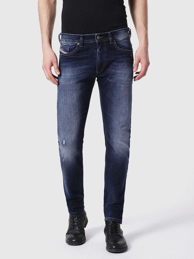 Diesel Thommer 0860L, Dark Blue - Jeans - Image 2